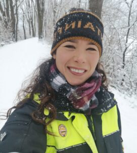 Manuela Hauser Selfie