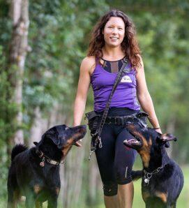 Hundewalk Spaziergang